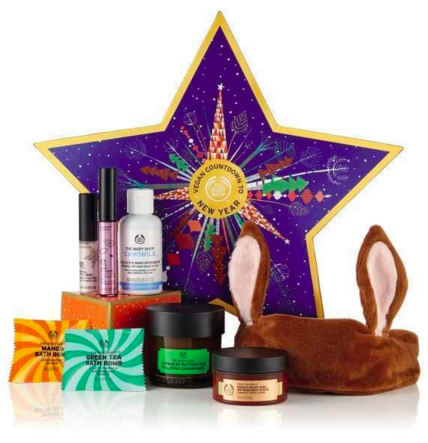 THE BODY SHOP CANADA: Countdown to 2019; New Year Vegan ...