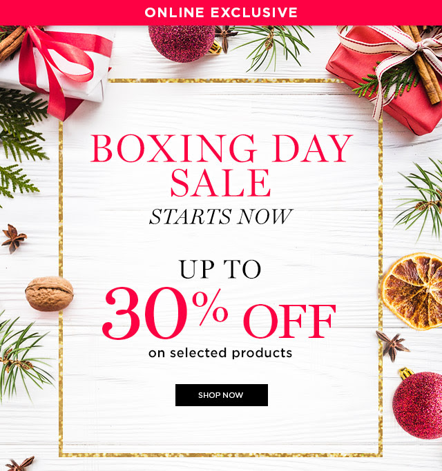 Lancome Canada 2018 Boxing Day Boxing Week Sale 30 Off Select Items 2018 Canadian Beauty Deals