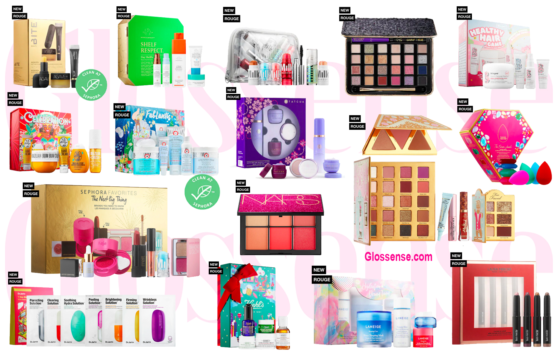 Christmas Gift Sets 2019.Sephora Canada 2019 S Canadian Holiday Items Gift Sets