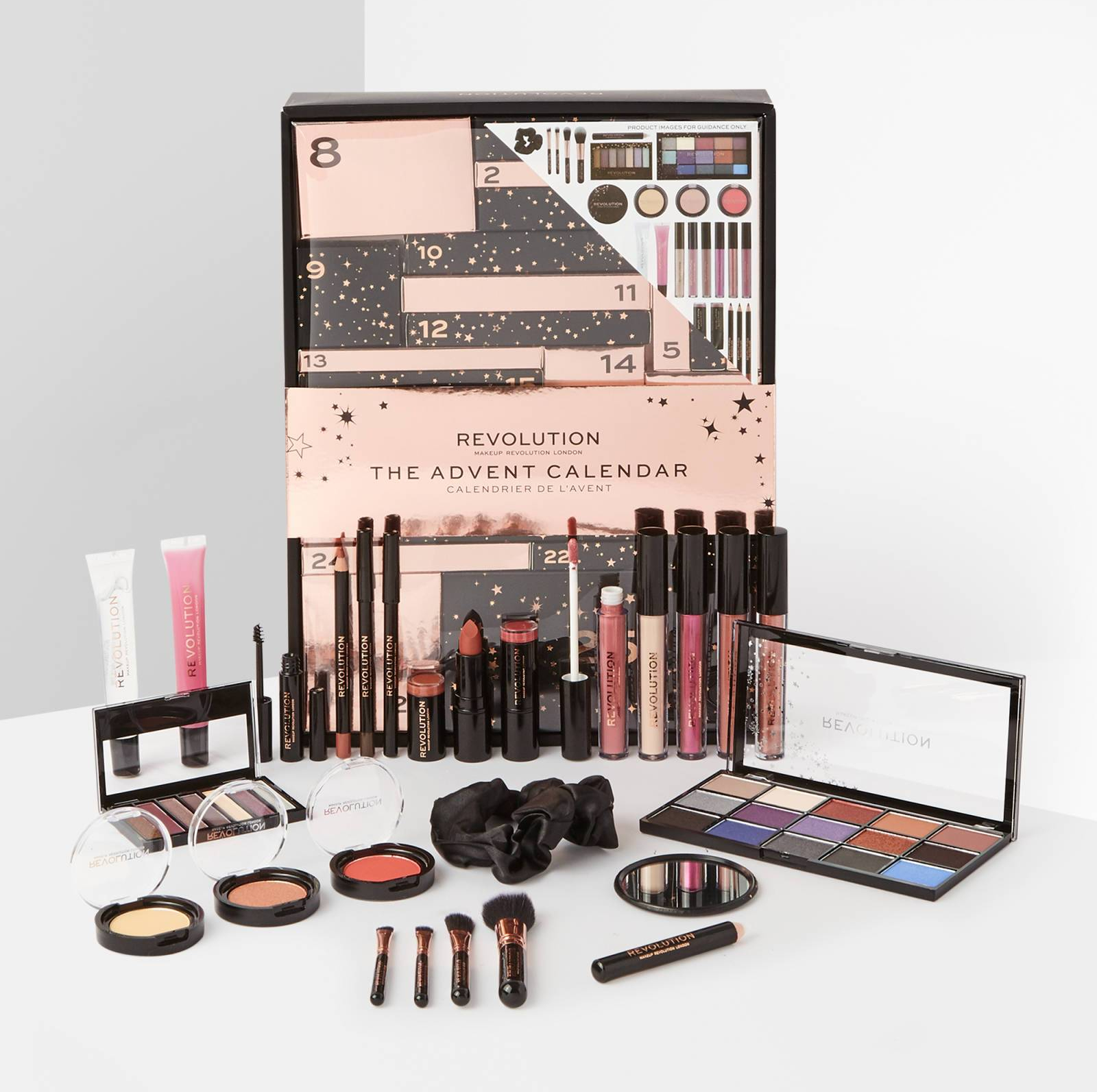 BEAUTY BAY CANADA: Makeup Revolution The Advent Calendar | 2020